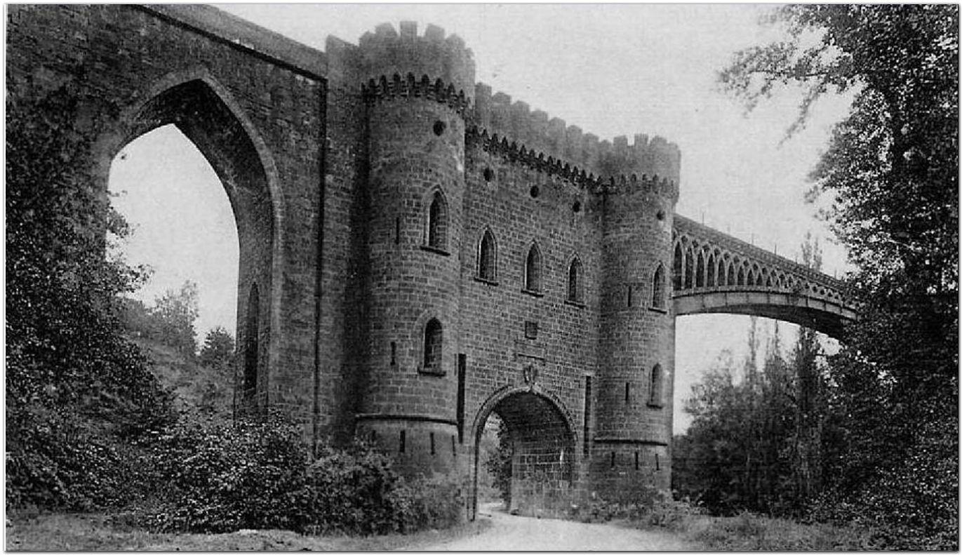 Chemins de fer mondalazac cadayrac for Porte saint antoine